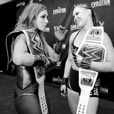 Ronda Rousey, The Man, Evolution, Instagram