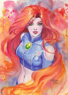 Starfire by Sabine Rich *