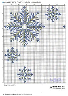 Thrilling Designing Your Own Cross Stitch Embroidery Patterns Ideas. Exhilarating Designing Your Own Cross Stitch Embroidery Patterns Ideas. Cross Stitch Christmas Ornaments, Xmas Cross Stitch, Cross Stitch Borders, Cross Stitch Kits, Counted Cross Stitch Patterns, Cross Stitch Charts, Cross Stitching, Cross Stitch Embroidery, Christmas Snowflakes