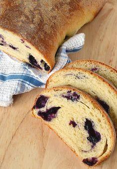 blueberry bread