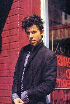 Tom Waits. The man can write a song like nobody's bidness.
