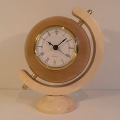 woodturned skeleton clock - Google Search