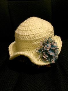 Spring Hat by MarjorieElle on Etsy