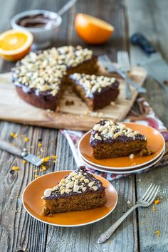 Chocolate-Orange-Cake