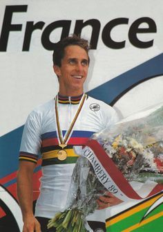 1989 World champion - Greg LeMond