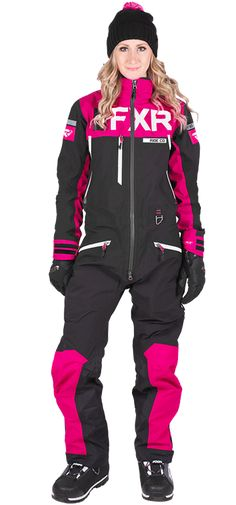Grey//Fuchsia FXR Womens Boost Performance Socks 2 Pack