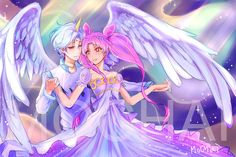 Sailor Moon super S Chibiusa  Helios by MoChaikung.deviantart.com on @deviantART