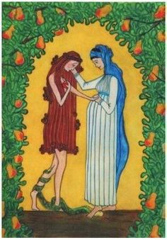 """New Years day is the Solemnity of Mary, Mother of God! She is the """"New Eve,"""" since Eve's disobedience ushered sin into the world, and Mary's """"yes"""" and obedience ushered the Savior into the world!"""