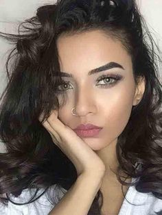 Real Khaki – ttdeye Grey Contacts, Colored Contacts, Brown Contact Lenses, Color Lenses, Baddie Hairstyles, Puffy Eyes, Pretty Eyes, Interesting Faces, Eye Colors