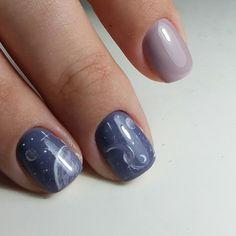 #космос #ногти #дизайн #маникюр
