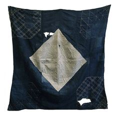 A Very Large and Beautifully Boro Sashiko Furoshiki: Many Patches and Stitches    http://www.srithreads.com/collections/new-sri/products/a-very-large-and-beautifully-boro-sashiko-furoshiki-many-patches-and-stitches