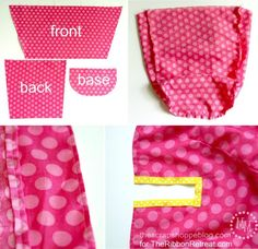 DIY Bicycle Basket Liner, 2nd Blogger Competition #4 - The Ribbon Retreat Blog