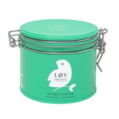 ALMOND ROOIBOS Organic herbal tea