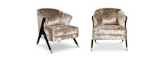 KOKET's exhibition will be at Maison et Objet 2017 with its metallic wonderland and collections of guilty pleasures and exotic opulence. Upholstered Dining Chairs, Dining Room Chairs, Shop Interior Design, Interior Decorating, Chair Design, Furniture Design, Luxury Hotel Design, Family Dining Rooms, Luxury Chairs