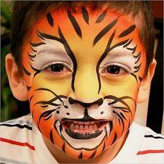 Consejos para pintar cara de niños
