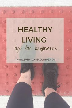 How to be Healthy- Tips for Beginners Are you ready to start living a healthy lifestyle but not really sure where to start? Start here! After completely changing my lifestyle, I can tell you. Gewichtsverlust Motivation, Healthy Lifestyle Motivation, Healthy Lifestyle Tips, Healthy Living Tips, Healthy Women, Get Healthy, Healthy Tips, Healthy Habits, Being Healthy
