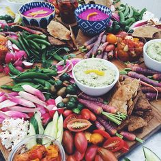 Still dreaming about the beautiful food by @nourishkitchentable at our #fpmerooftopnyc event (photo via @freepeople Instagram)
