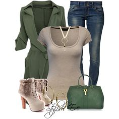 """Untitled #23"" by stylishevepartner on Polyvore"