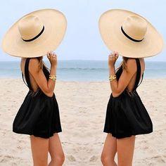 #chapeu #hat #maxihat #oversiizedhat