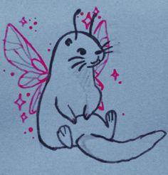 Mini Drawings, Art Drawings Sketches Simple, Tattoo Sketches, Easy Drawings, Tattoo Drawings, Doodle Tattoo, Doodle Art, Beste Freundin Tattoo, Kawaii Tattoo