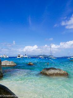 British Virgin Islands: The Baths & Devil's Bay On Virgin Gorda via christineknight.me