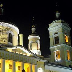 """#podolsk #inpodolsk #RF #spring #night"""