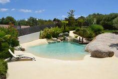 Diy Pool, Pool Spa, Outdoor Swimming Pool, Beach Pool, Above Ground Pool, In Ground Pools, Spanish Pool, Simple Pool, Pool Companies