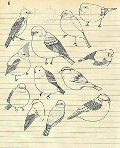 Little birds by Kate Wilson