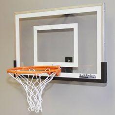 Wall Mounted Mini Basketball Hoop Pro 2 0 Sports Outdoors