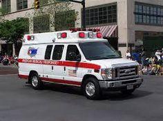 ford ambulances -