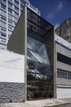 Estudio Kaze Paulista / FGMF Arquitectos