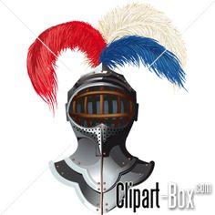 CLIPART MEDIEVAL HELMET