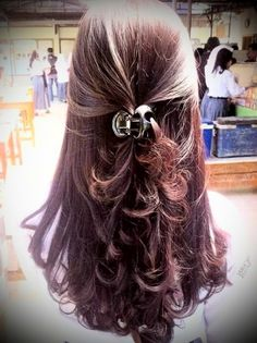 28 Best Indian Hairstyles For Oily Hair Images Hair Blog Indian