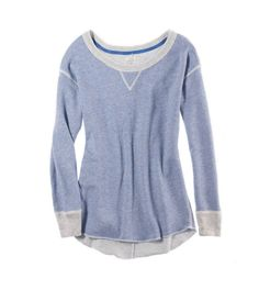 Aerie Softest French Terry Popover