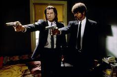 Pulp Fiction - John Travolta - Samuel L. Jackson