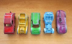 Metal Toy Cars