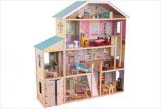 Immense maison de poupée Country Estate