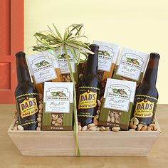 Nuts About You Gift Basket at Cost Plus World Market