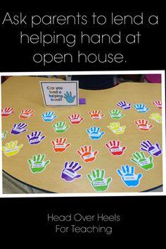 Spark Student Motivation: Open House