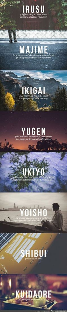 Funny pictures about The Japanese Words You Need In Your Life. Oh, and cool pics about The Japanese Words You Need In Your Life. Also, The Japanese Words You Need In Your Life photos. Unusual Words, Weird Words, Rare Words, Unique Words, New Words, Cool Words, Pretty Words, Beautiful Words, Aesthetic Words
