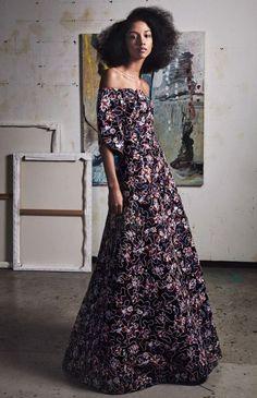 Zac Posen Autumn/Winter 2017 Ready to Wear Collection | British Vogue