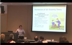 Universal Design: Make Your Course Accessible to EVERY Learner (video)