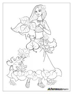 Fall Coloring Pages, Coloring Sheets For Kids, Fairy Coloring, Coloring Books, Autumn Crafts, Autumn Art, Fall Art Projects, Leaf Template, Autumn Activities