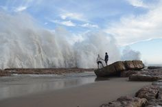 One of the most astonishing sea sites I've ever been to - Luputhana, Pondoland Water Walls, Salt And Water, Niagara Falls, Places Ive Been, South Africa, Nature, Travel, Outdoor, Sea