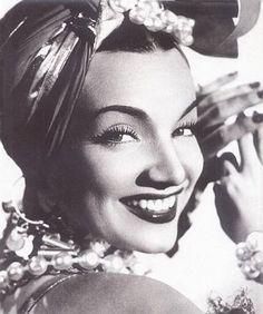 Carmen Miranda  (1909 †1955)