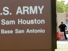 """Fort Sam Houston Locked Down After Saudi National 'Rammed' Car into Gates ~ """"CBS News reported that military officials said the car 'contained explosive materials' and officials are working now to determine the student's motives."""" THE MOTIVE IS UNKNOWN???? HOW MANY PEOPLE DRIVE AROUND WITH EXPLOSIVES IN THEIR CARS???"""