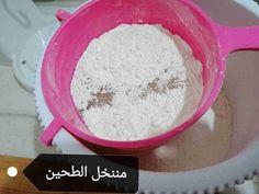 طريقة عجينة الباف بيستري المورقة بالتفصيل - زاكي Grains, Sugar, Food, Essen, Meals, Seeds, Yemek, Eten, Korn