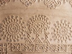kutch mud art | These homes are called Bhunga huts and are designed to last long and ...
