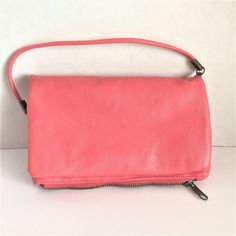 56cbbd048f Charlotte Russe Pink Womens Clutch Wallet