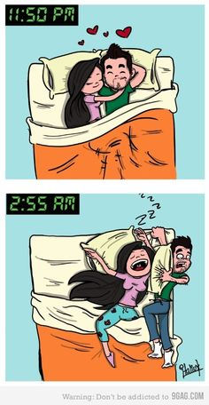 girlfriend sleeping position.....guilty :/